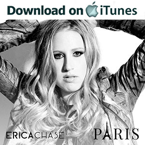 Paris Now Available on iTunes by Erica Chase