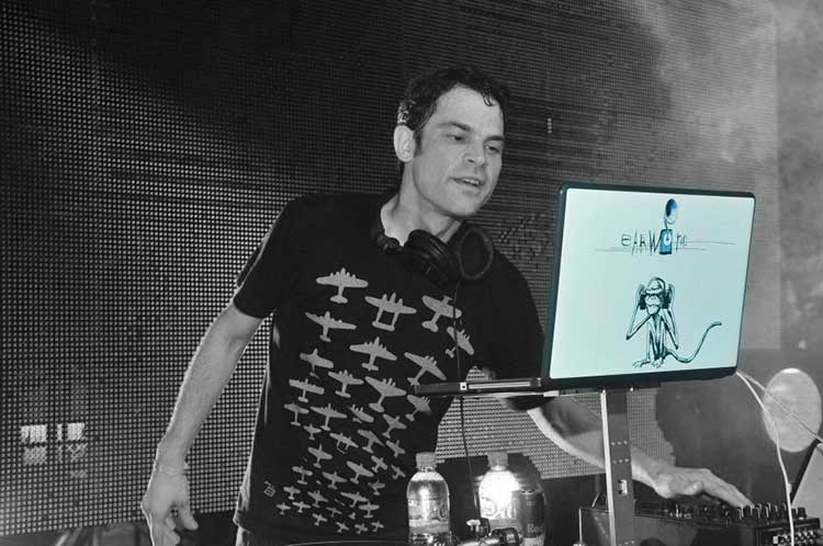 DJ Earworm United State of Pop on DJ Set
