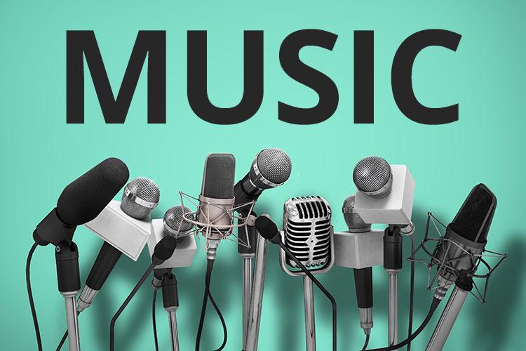 Pop Music News Microphones
