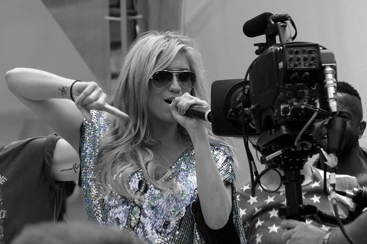 Music News Kesha Sony Battle