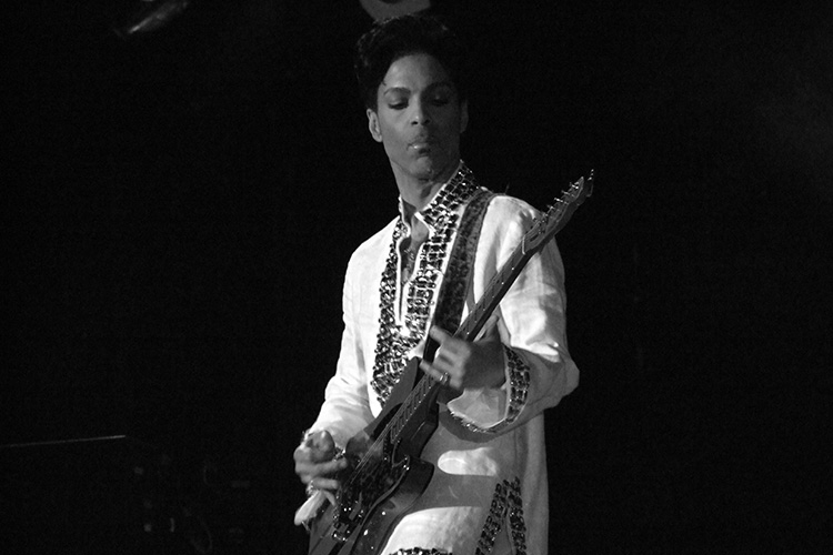 Pop Music Artist Prince